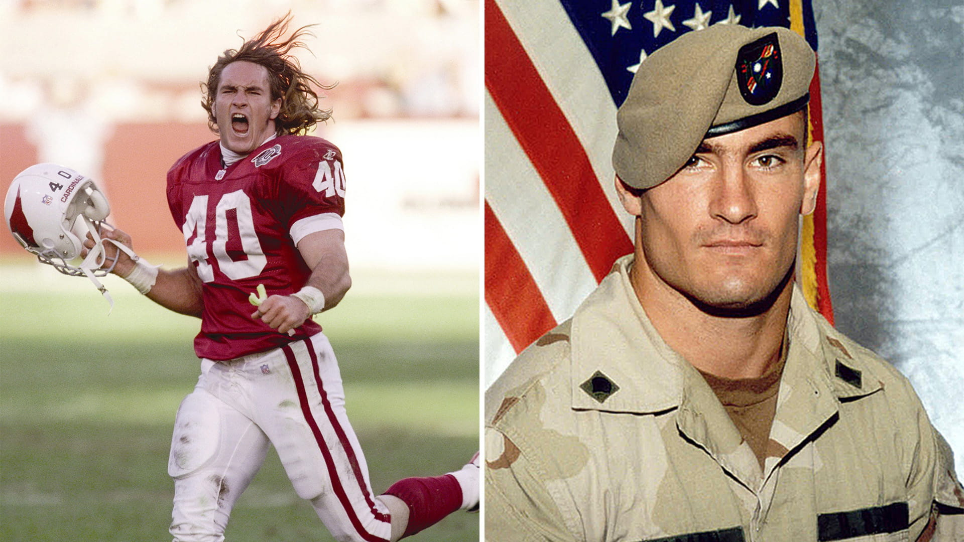 new products e4360 604c7 Pat Tillman: A Legacy of Leadership | Comcast Newsmakers