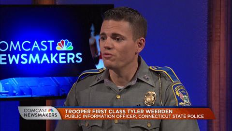 Connecticut State Police   Comcast Newsmakers